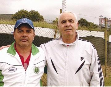 Audax 2015, Il presidente e l'allenatore