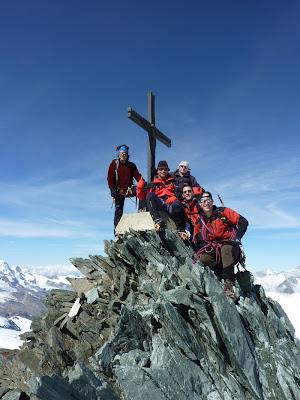 Alpes junio y agosto 2011