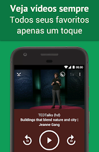 Podcast Player - Grátis: miniatura da captura de tela