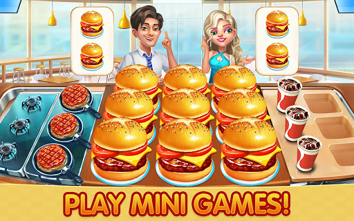 Cooking City: frenzy chef restaurant cooking games 1.82.5017 screenshots 17
