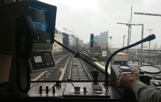 U3 Stadtrundfahrt Hamburg