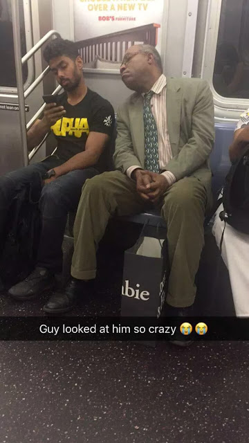 Lady Shares Photos Of Her Encounter With A Man In A Public Transport