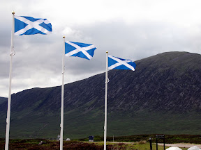 I swear, the Scots are worse than Texans with all their flag nonsense we get it, we get it