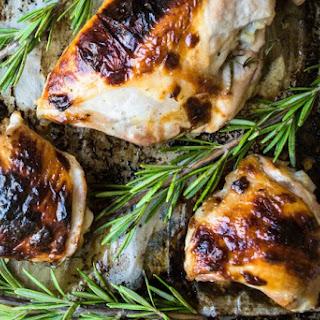 Honey Buttermilk Roast Chicken