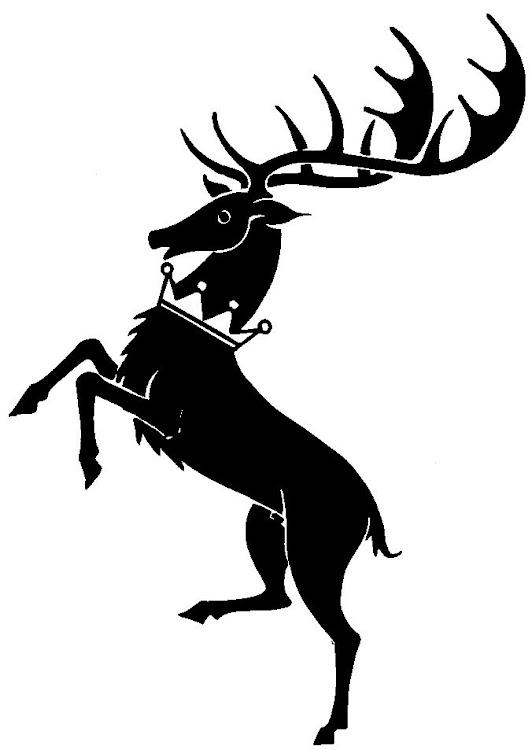 Logo for House Baratheon- Royal Lochnagar 12