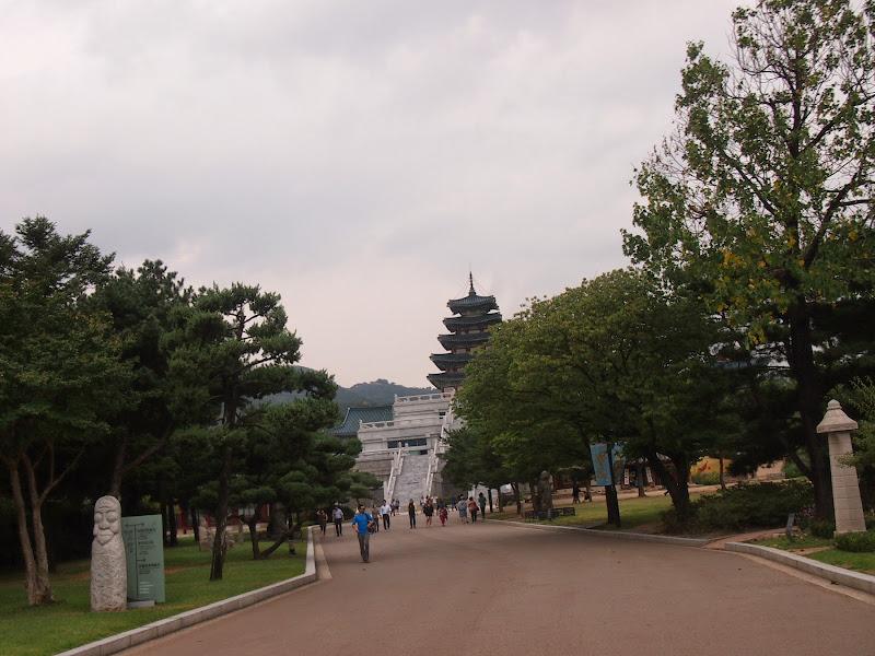 ソウル観光 景福宮(キョンボックン)