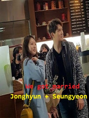 JongHyun và SeungYeon Couple – TV Show We Got Married Full HD (2015)