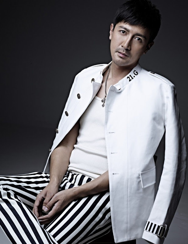 Edward Zhang Luyi China Actor