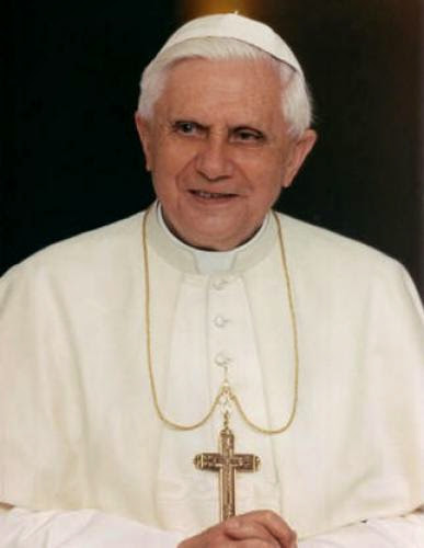 Pope Benedict Appears In Tv Question And Answer Show