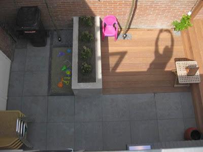 Knusse binnentuin