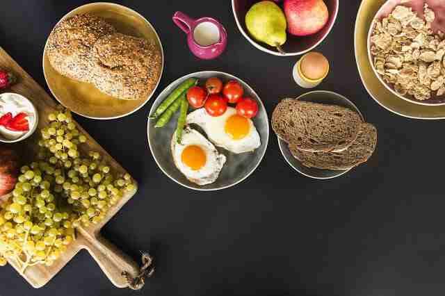 أطعمة تساعد على بناء العضلات