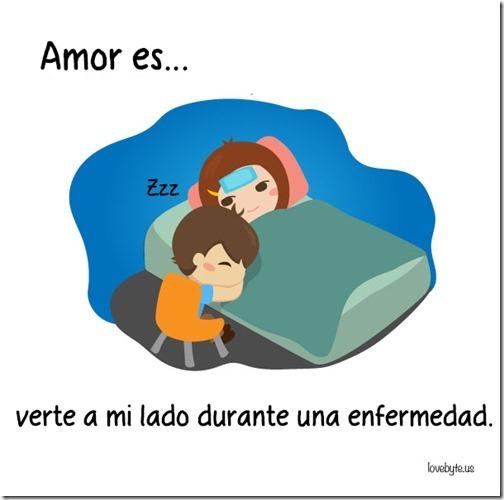 el amor es  (3)