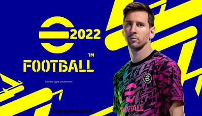 بيس 2022 PES - ألعاب كرة قدم 2022