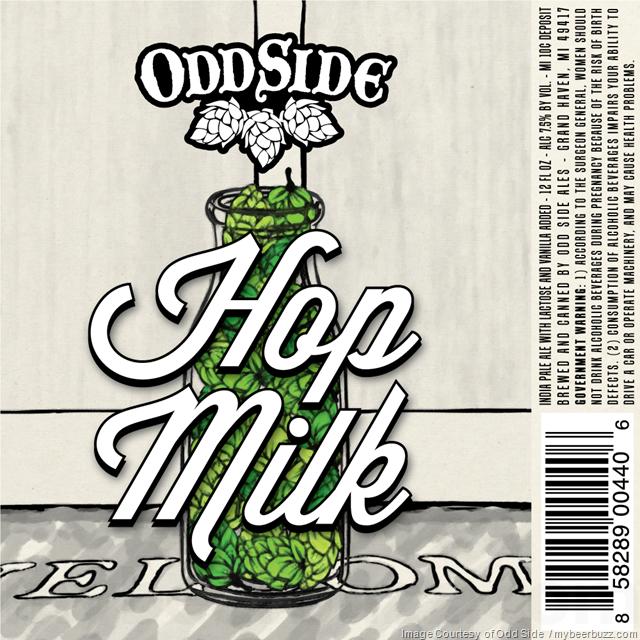Odd Side Hop Milk