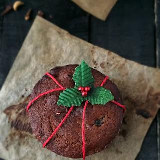 Christmas Plum Cake.