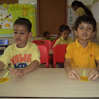 Yellow colour day JR. KG 01, Aug 2016(witty World)
