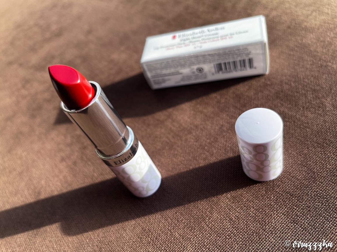 Elizabeth Arden Eight Hour Cream Lip Protectant Stick 04 Plum Review Swatches
