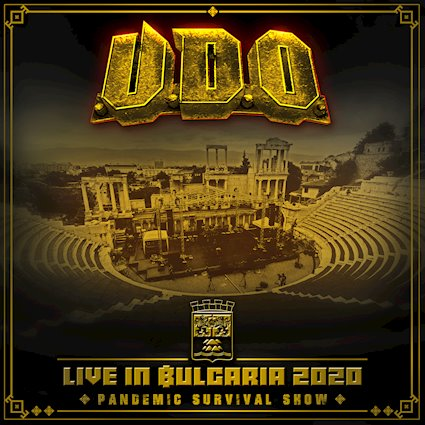 AFM RECORDS NEWS: UDO TO RELEASE LIVE ALBUM ON MARCH 19TH