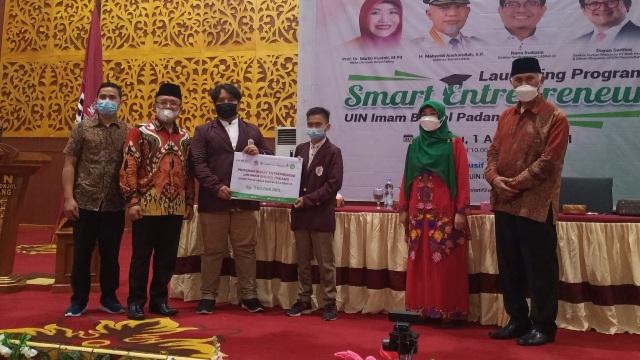 Gubernur Sumbar: Program Smart Entrepreneur Beri Alternatif Usaha Bagi Lulusan Perguruan Tinggi