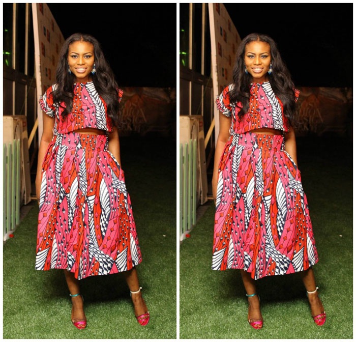 High waisted Ankara skirts this season in south Africa 2
