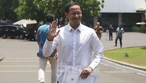 SKENARIO Nadiem Dicopot Presiden Jokowi, Ganti Mendikbud, GANTI PROGRAM