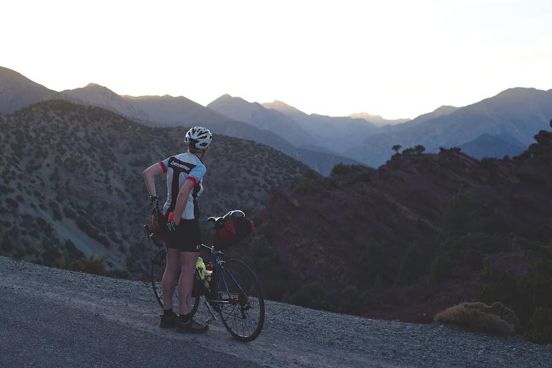 La 2100 de metri, in mijlocul muntilor.