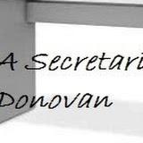 A Secretaria Do Donovan