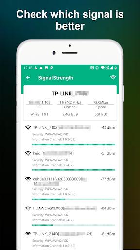 WiFi Router Warden screenshot 3