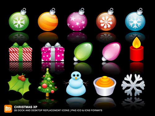 web design icon download christmas