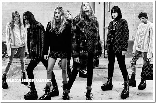 Campañas moda invierno 2016 02 Alexander Wang
