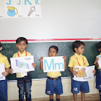 Introduction of Letter M (Nursery) 06.10.2015