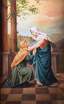 Nawiedzenie Naj�wi�tszej Maryi Panny