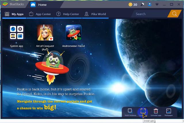 Download করে নিন BlueStacks Premium Offline Rooted 4.160.10.8007 Version আর এবার কম্পিউটারে মজা নিন রুট পারমিশনের