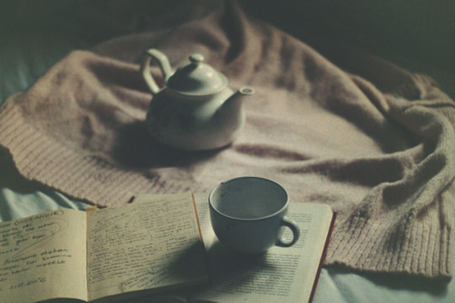 Empty Teacup - Talking about Chronic Illness and Mental Health | Lavender & Twil