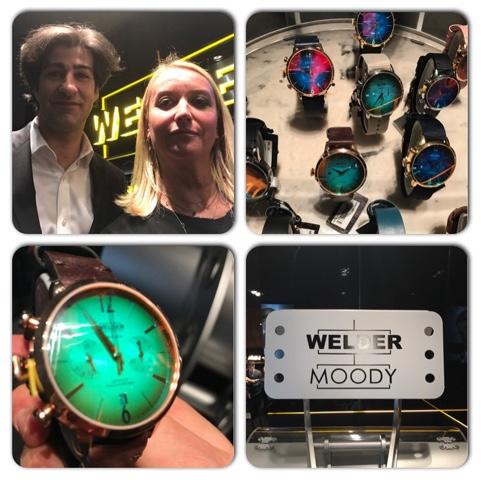 Welder Moody, e se tornassi a portare orologi sceglierei proprio questo
