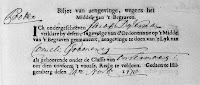 Groeneweg, Cornelis Pietersz. Overlijden 24-11-1778 Hillegersberg.jpg
