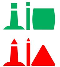 tanda lateral mark