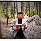 Master Poet, Jim Ciletti, leads a Walk in the Woods with Pablo Neruda (9/21/2014)