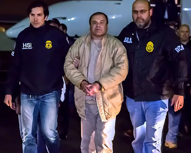 Who took over for El Chapo after his arrest