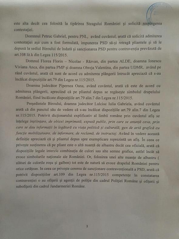 PSD Suceava, pliante ilegale tricolor, Ovidiu Donţu, Tiberius Brădăţan