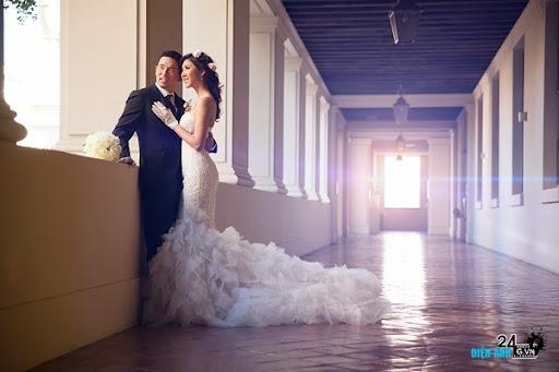 Ảnh cưới của siêu mẫu Ngọc Quyên - 10 Ảnh cưới của siêu mẫu Ngọc Quyên