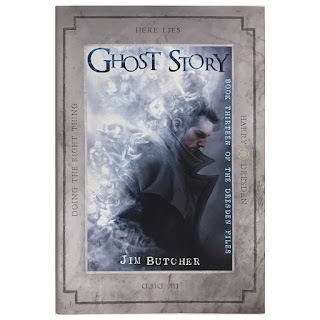 Jim Butcher: Ghost Story Signed Limited Edition Book