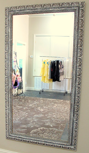 refurbished frame ideas how to update and revamp large mirrors in minutes