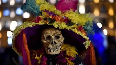 La celebración conserva elementos tanto prehispánicos como europeos que han llegado hasta nuestros días (Foto: AFP)
