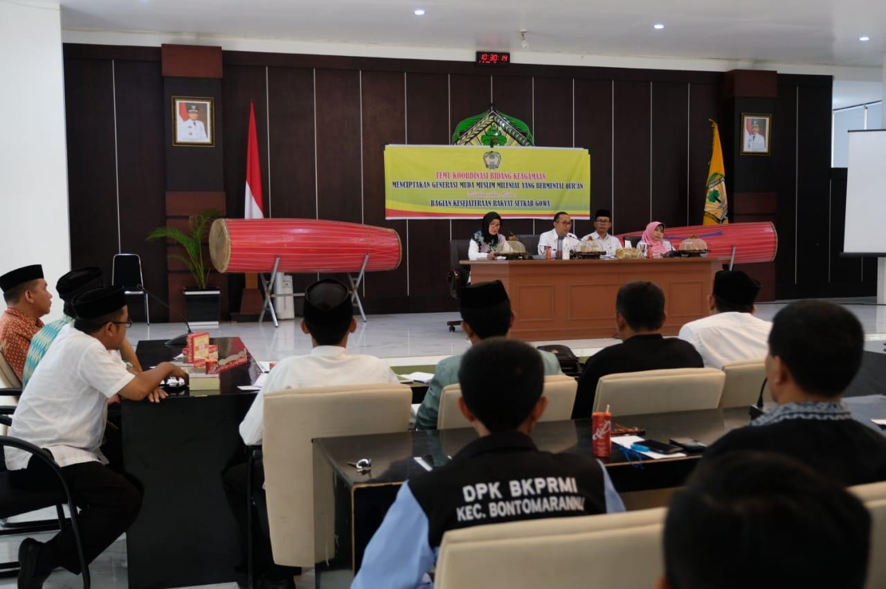 Sekda Gowa Yakin Program 1 Hafidz  Persatu Desa Yang Dicanangkan Tahun 2020 Akan Membawa Perubahan di Kab. Gowa