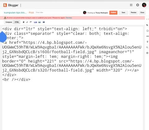 hosting gambar untuk blogger