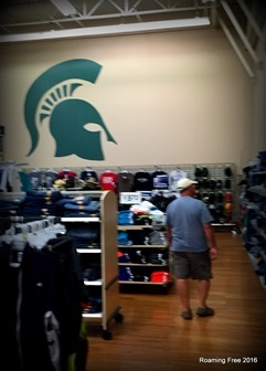 Sparty Department