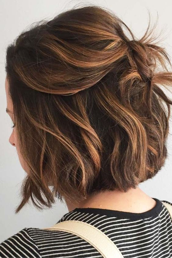 Top 10 Short Hairstyles For Girls In 2018 3