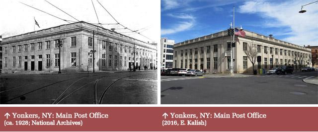 Yonkers, NY Main Post Office