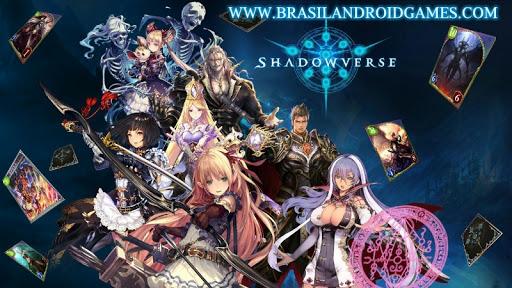 Shadowverse CCG Imagem do Jogo